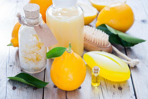 Целебные ванны с лимоном