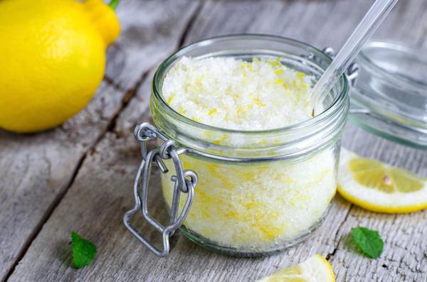 Лимонная соль