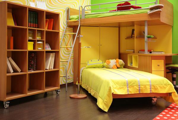 Необходимо организовать личное пространство для каждого ребёнка