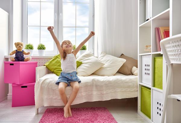 Ребёнку очень важно знать, что у него есть собственный уголок, своё личное пространство
