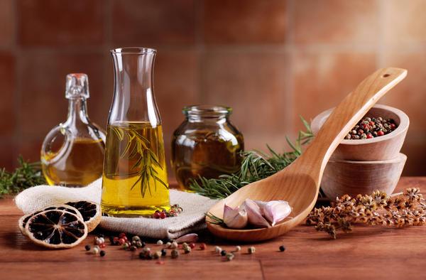 Пикантное оливковое масло