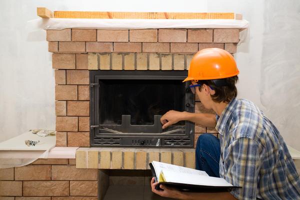Работа камина непосредственно зависит от правильности устройства теплоизоляции и выбранных для этой цели материалов