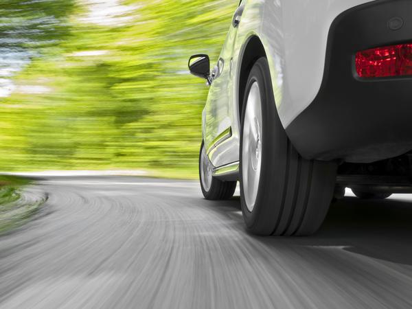 На летней дороге тоже важно быть внимательным