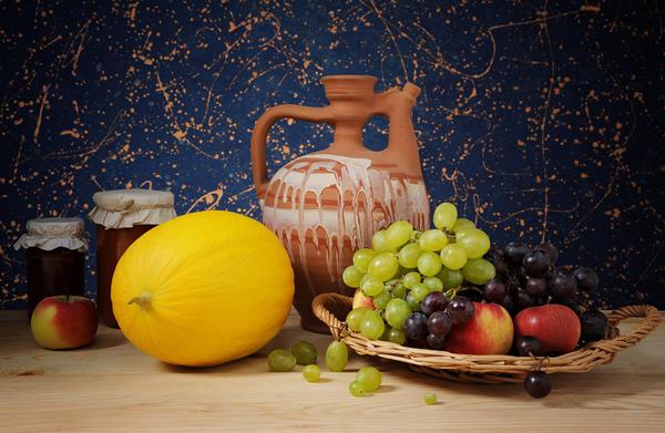 Варенье из винограда - ассорти
