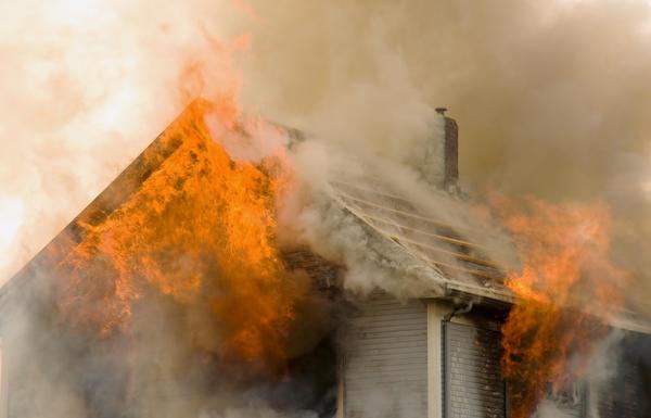 Проблемы с дымоходом могут привести к пожару