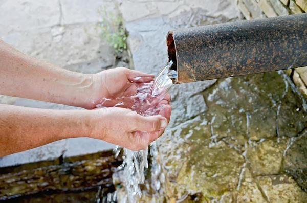 Вода - наша абсолютная необходимость