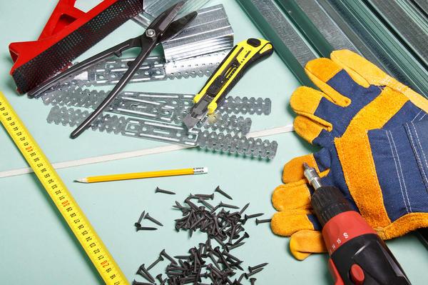 Комплектующие материалы для потолочных работ
