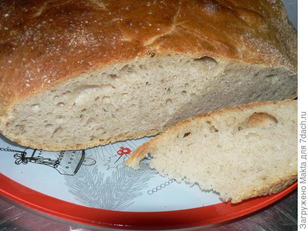хлеб пшенично-ржаной