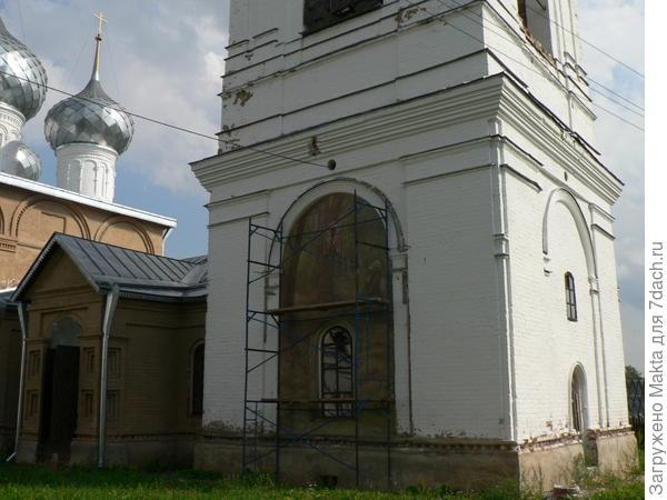 колокольня Никольского собора