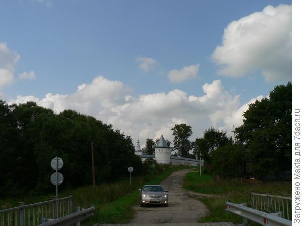 Едем в Борисоглебский