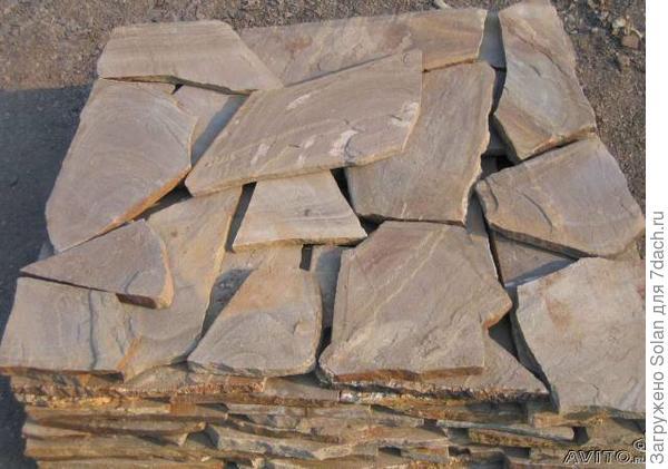 камень пластушка