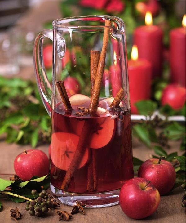 Яблочный пунш