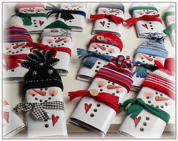 Снеговики-шоколадки. Фото с http://img2i.spoki.tvnet.lv/upload2/articles/60/608921/images/Christmas-41.jpg