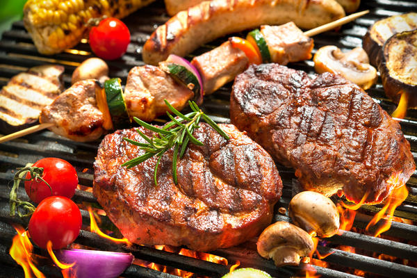 5 мясных блюд для пикника