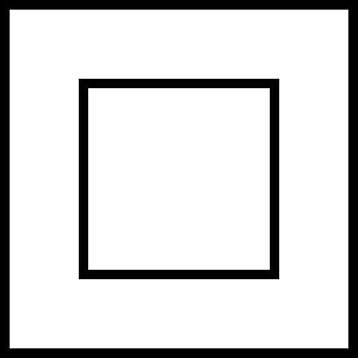 Символ двойной изоляции. Фото с сайта https://commons.wikimedia.org