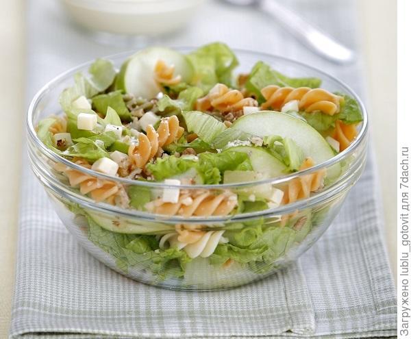 Итальянкий салат