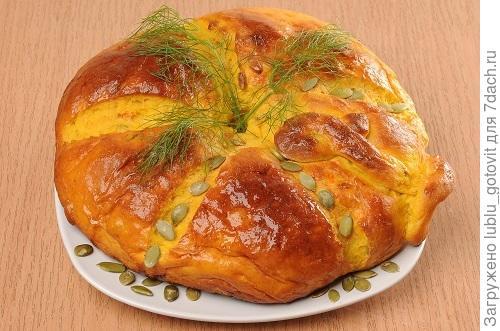 "Хлеб ""Тыковка"" Фото: А. Соколов/BurdaMedia"