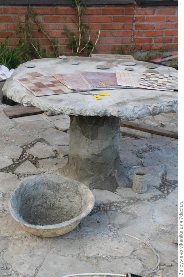 мозаика для стола