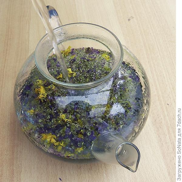 Заваривайте напиток в мягкой воде.