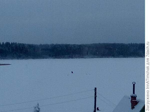 озеро