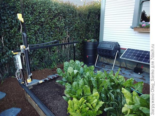Робот-огородник