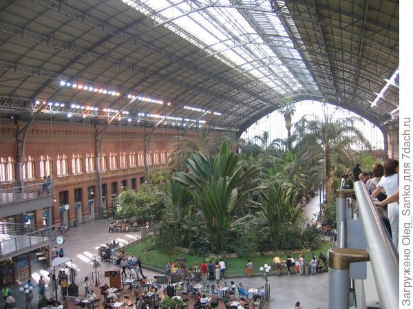 Мадридский вокзал Аточа