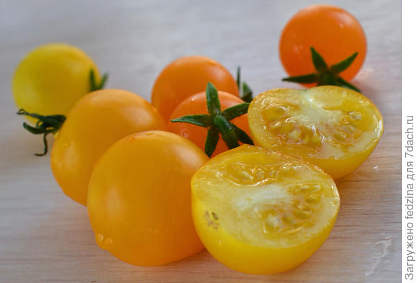 Не томаты, а конфетки