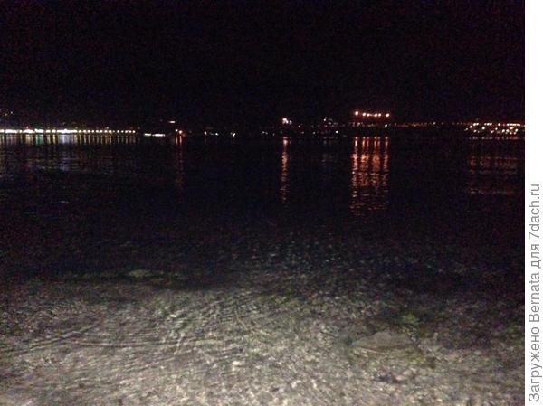 Ночная Кабардинка