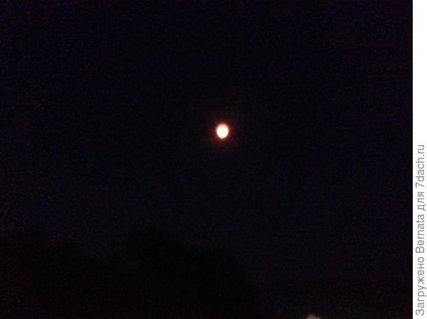 А это ночные соседи по пляжу запустили китайский фонарик