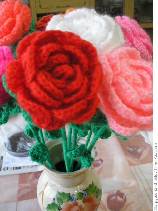 Бабушкины розы