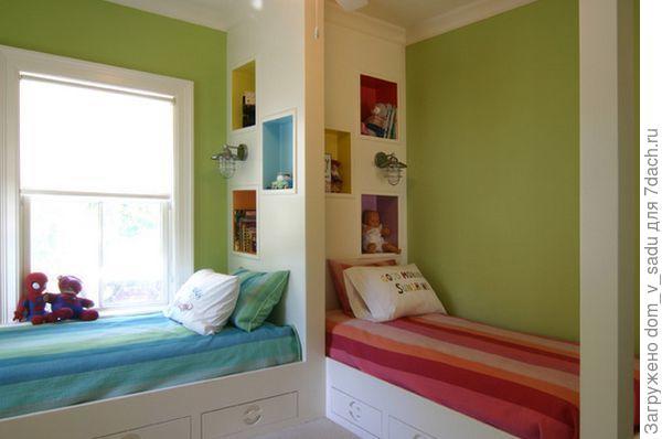 Две детские кровати