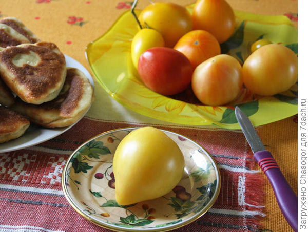 помидоры к празднику