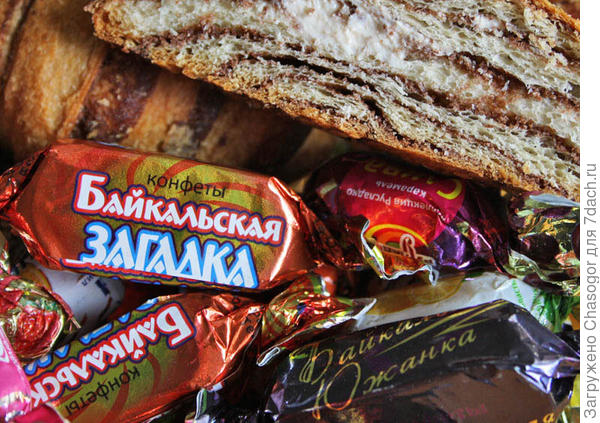 сибирские сладости
