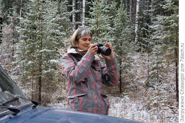 Инна, фотограф и путешественница