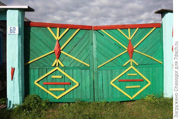 тараканьи ворота