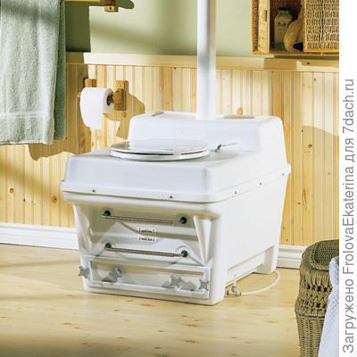 Электрический биотуалет. Фото с сайта enviroletbuzz.com