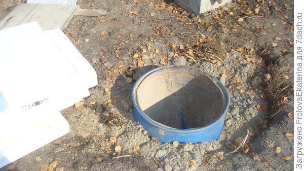 Заготовка для мини погреба. Фото с сайта i.yitimg.com