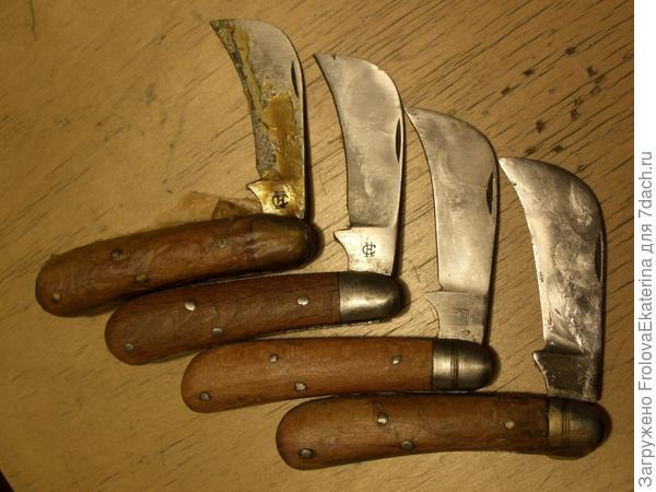 Мичуринские ножи. Фото с сайта i2.guns.ru