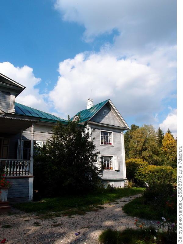 Дом в Шахматово