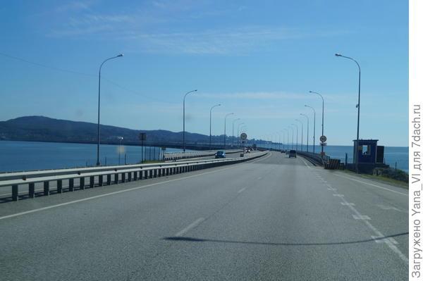 """""""низководный"""" мост"""