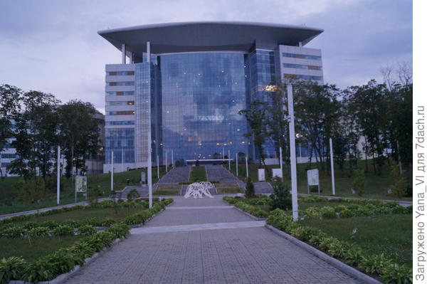 центральный корпус