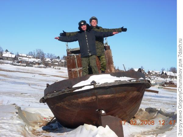 Титаник в России