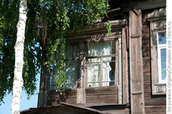 Пристройка того же дома с колоннами как в Греции