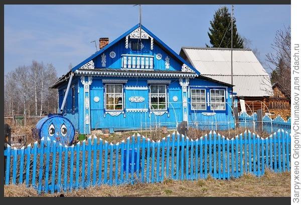 Наш дом в деревне