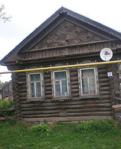 Дом бабушки