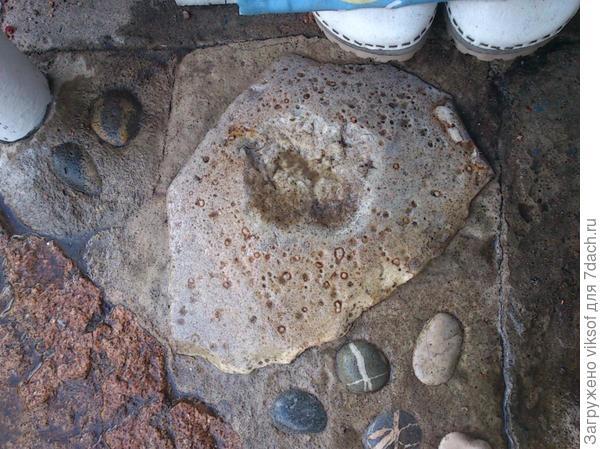 Этот камушек с Лысой горы хутора Вишневецкий