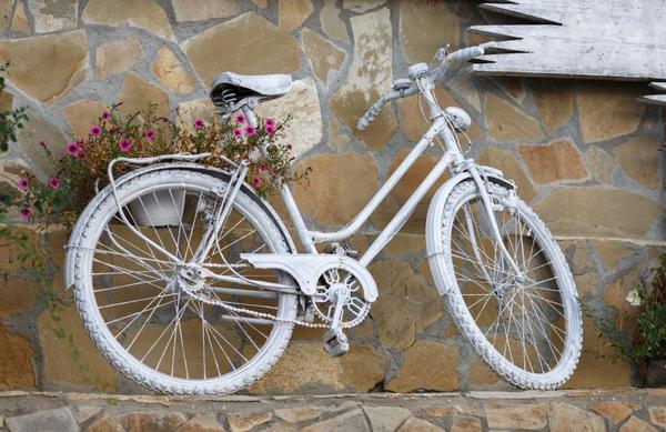 Девять жизней - далеко не предел для старого велосипеда в умелых руках