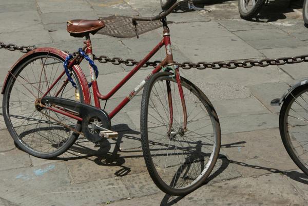 Не торопитесь избавляться от старого велосипеда!