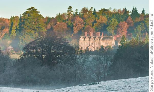 Поместье Gravetye. Фото с сайта http://www.gravetyemanor.co.uk/