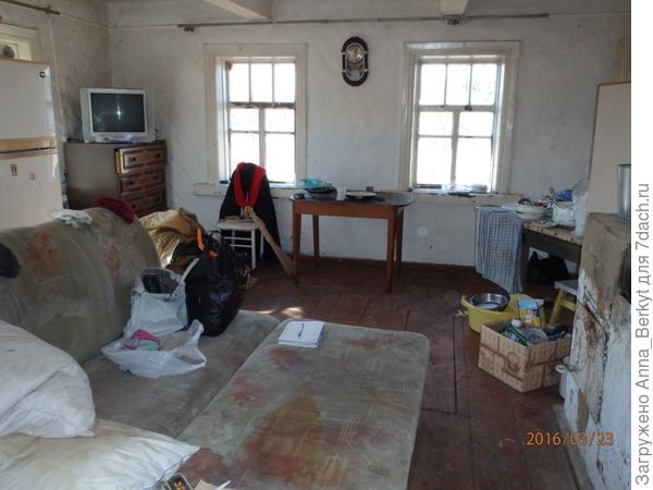 6. кухня (вид от входной двери)